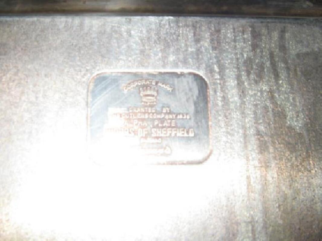 Service à thé , café métal argenté VINERS OF SHEFFIELD 91248128