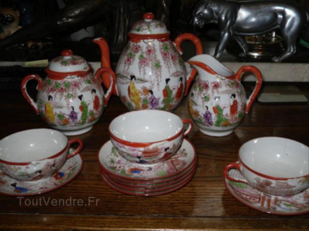 Service à thé Japonais ancien en porcelaine fine 17€ 54672821