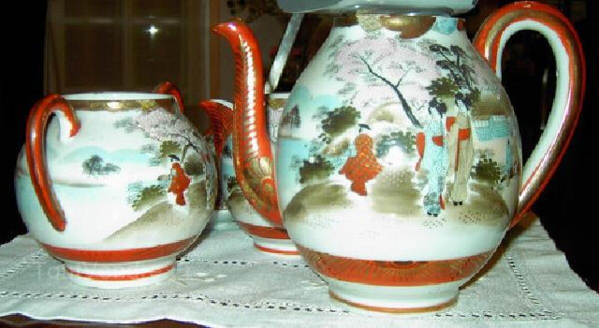 Service à thé japonais 91262680