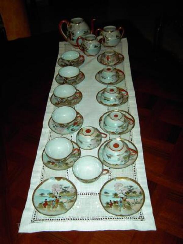 Service à thé japonais 91262681