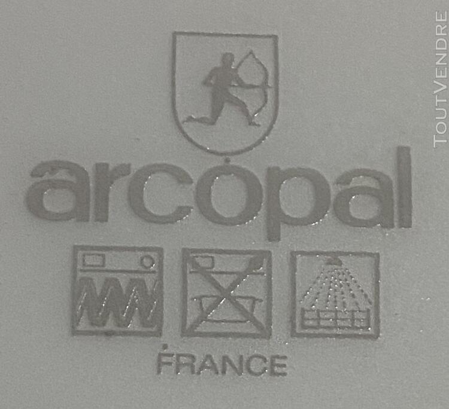 Service ARCOPAL 36 pièces 655280116