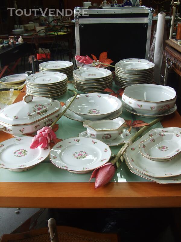 Service de porcelaine de LIMOGES 125168098