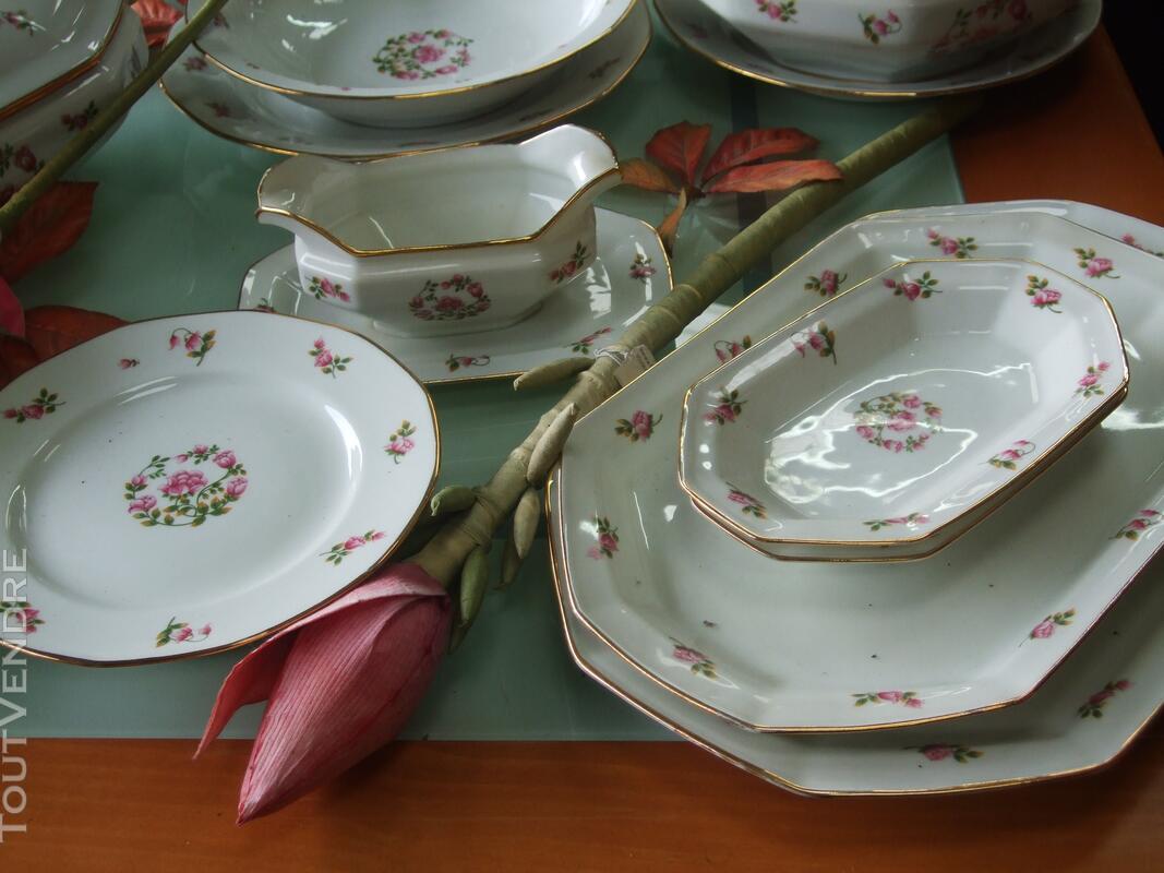 Service de porcelaine de LIMOGES 125168099