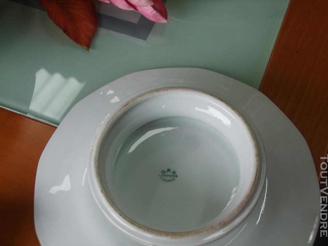 Service de porcelaine de LIMOGES 125168112