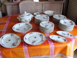 Service de table  BERNARDAUD   Limoges