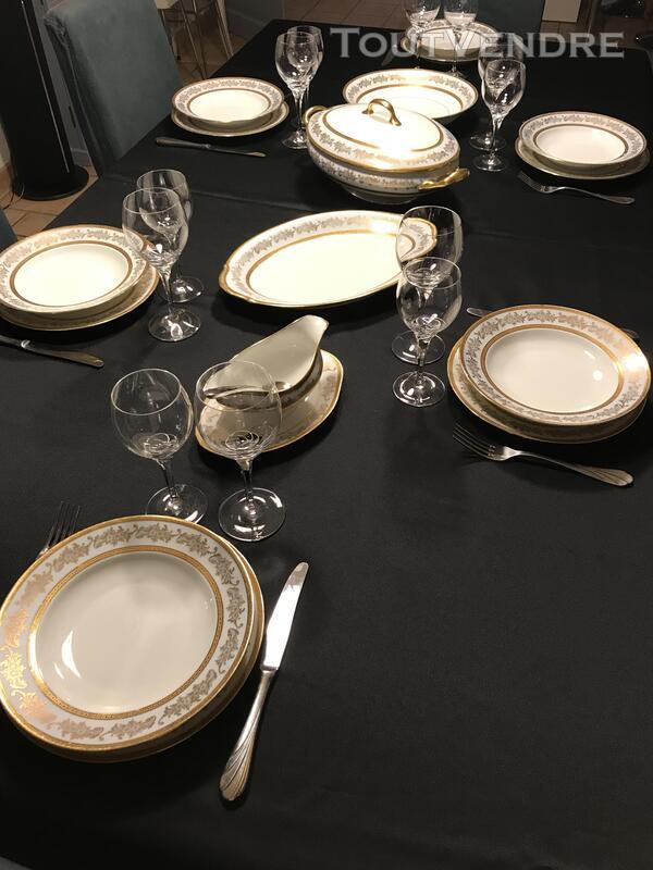 Service de table en porcelaine de Limoges unic 274753326