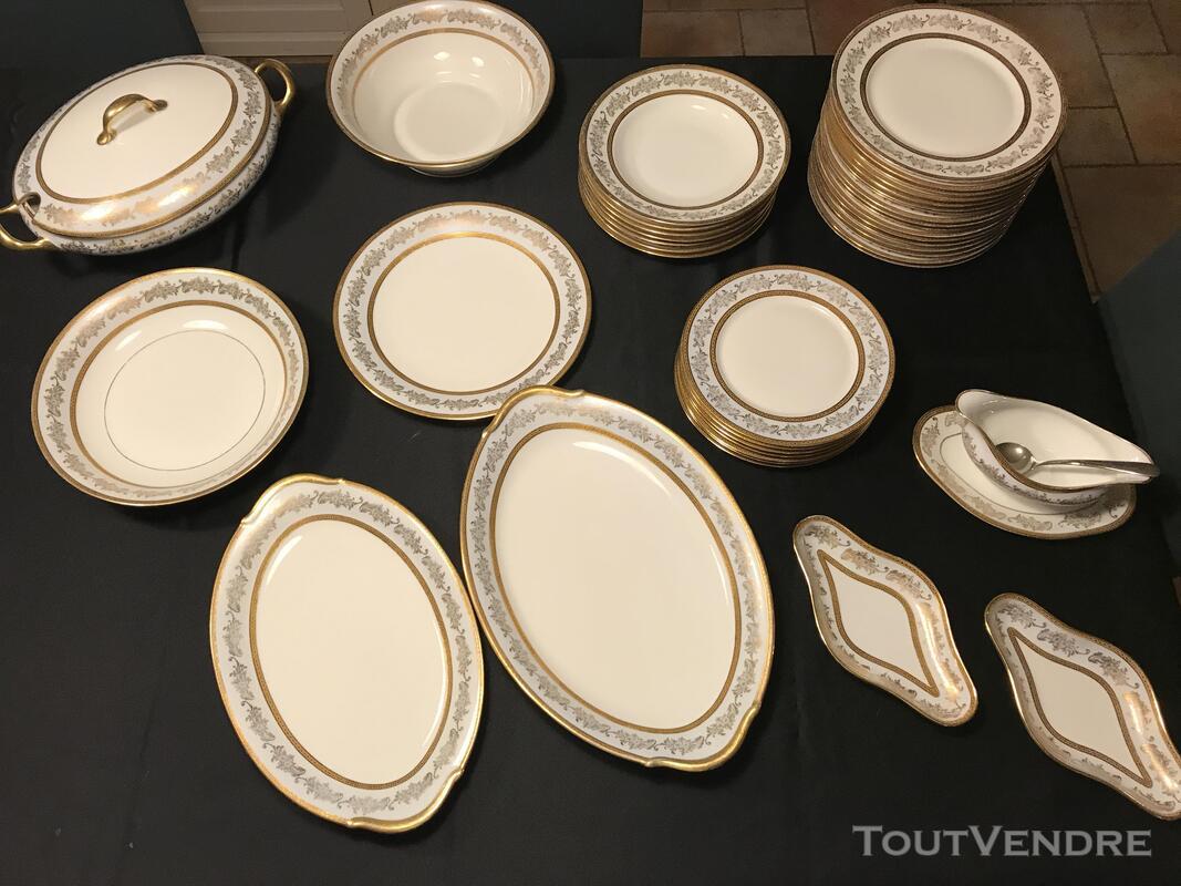 Service de table en porcelaine de Limoges unic 274753842