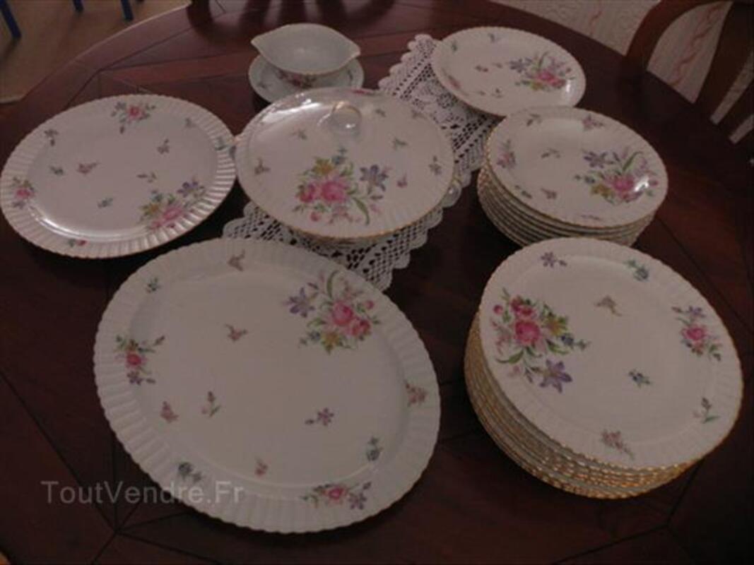 Service de table porcelaine de Limoges Bernardaud 89182667