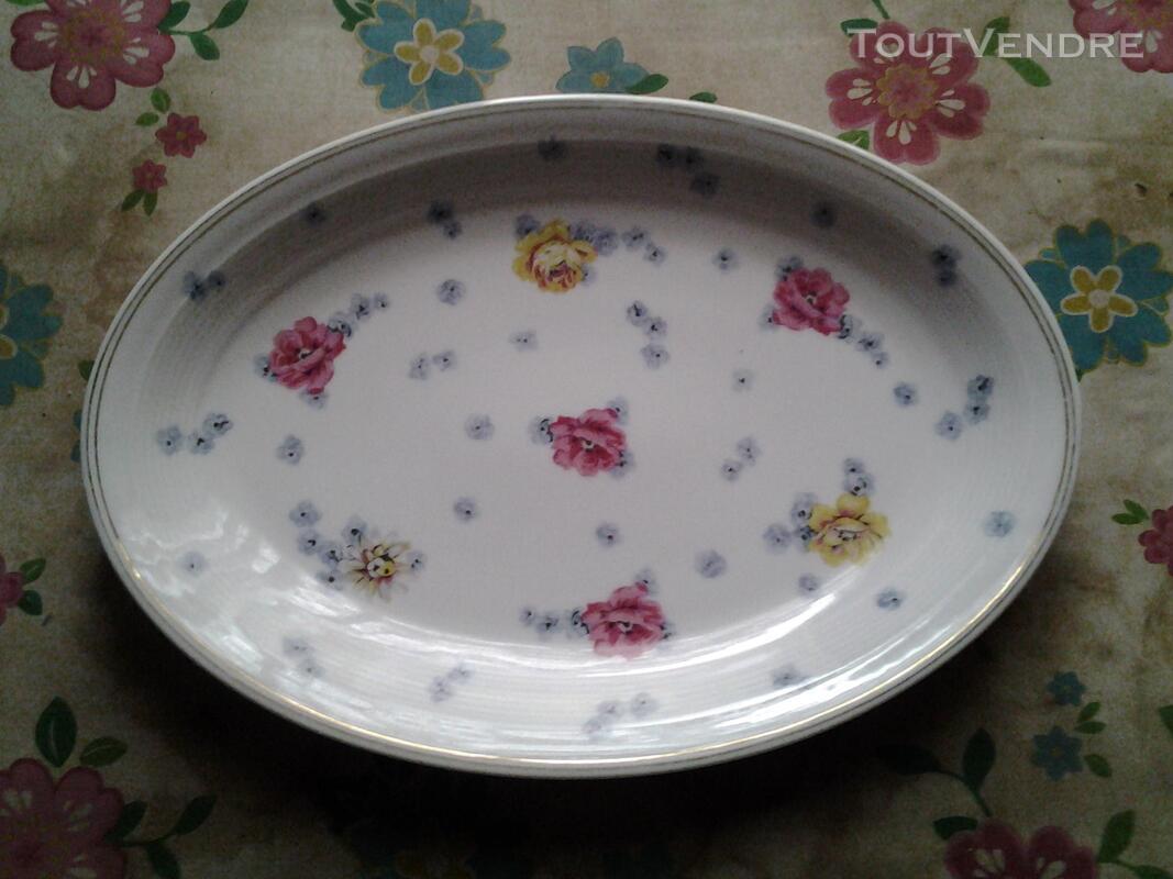 Service de table porcelaine ( fin XVIII ) CHARLES AHRENFELDT 146009011