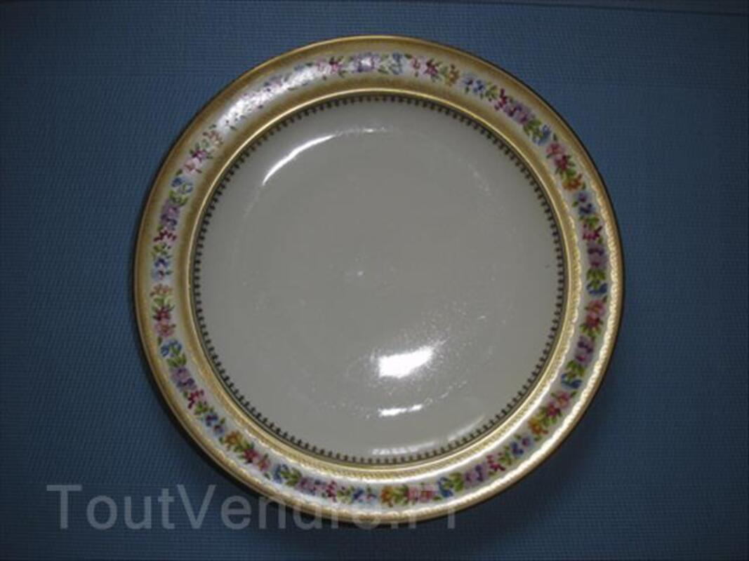 Service de table Porcelaine Limoges RAYNAUD (1945) 104825911