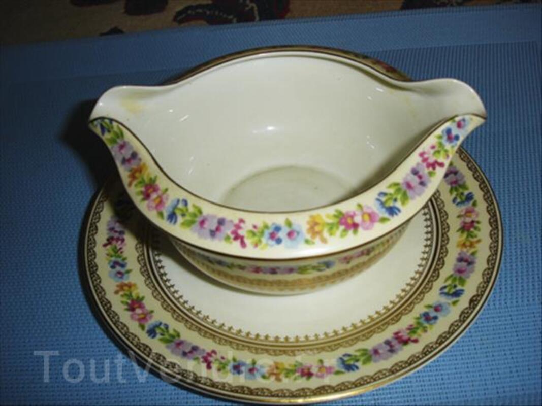 Service de table Porcelaine Limoges RAYNAUD (1945) 104825912