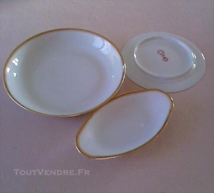 SERVICE DE TABLE PORCELAINE LIMOGES 85238480