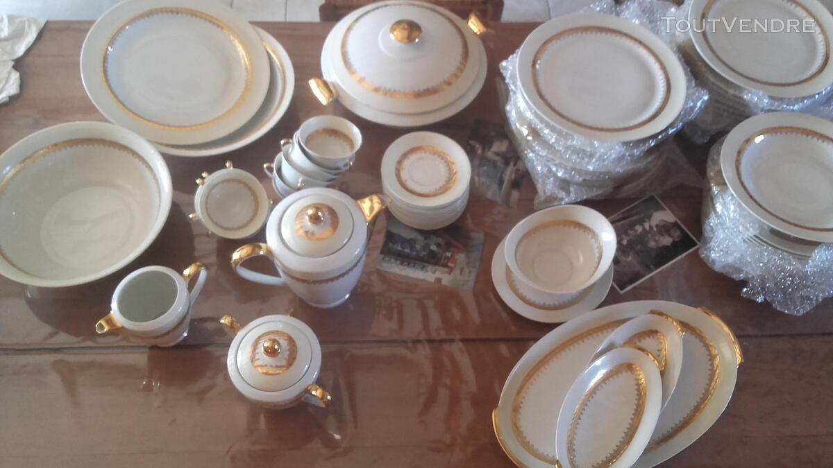 Service en porcelaine années 50 , Ternet Limoges 547257696