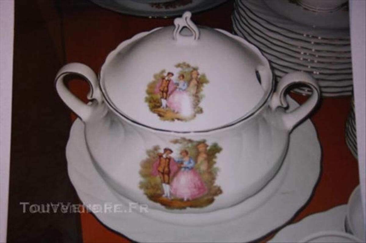 Service en porcelaine fragonard 45853648