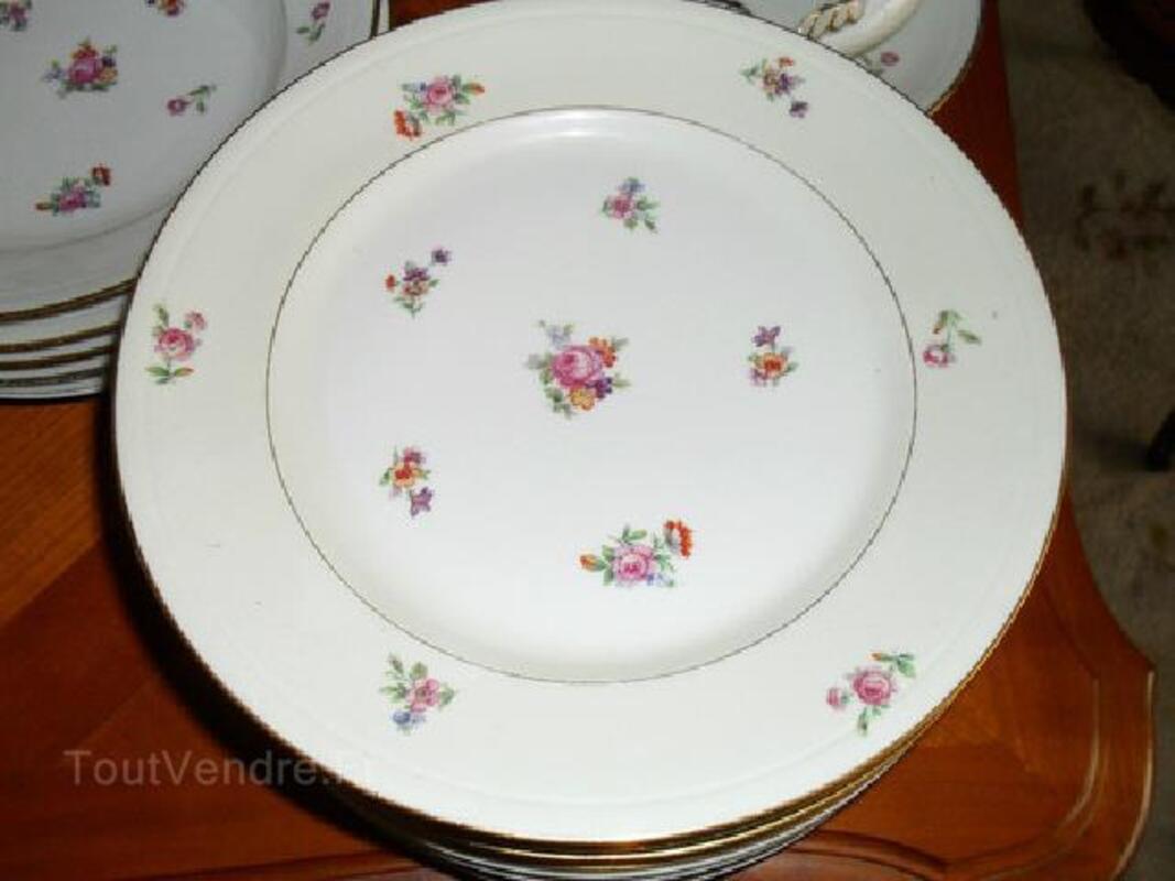 Service porcelaine de limoge 105404973