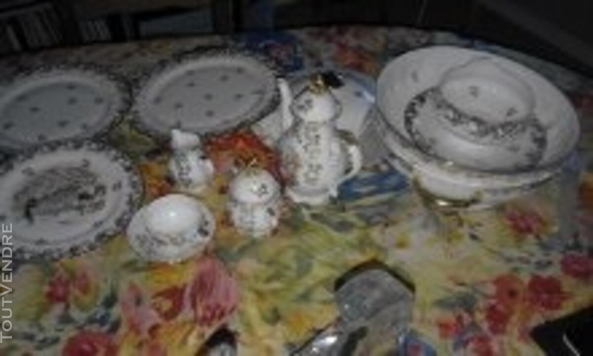 Service porcelaine de limoge 124623051