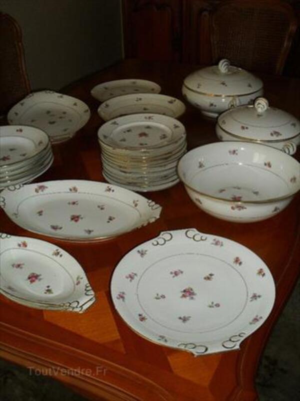 Service porcelaine de limoge 87917941