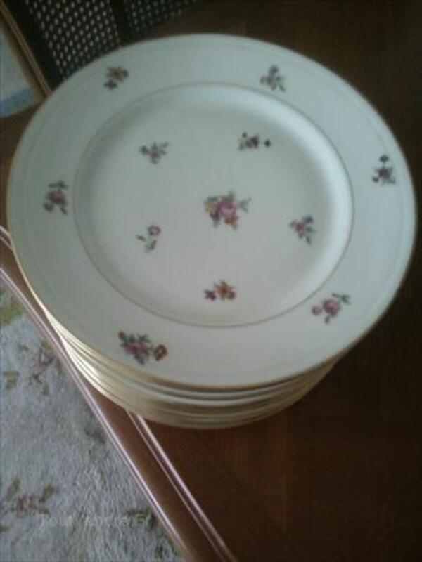 Service porcelaine de limoge 87917942