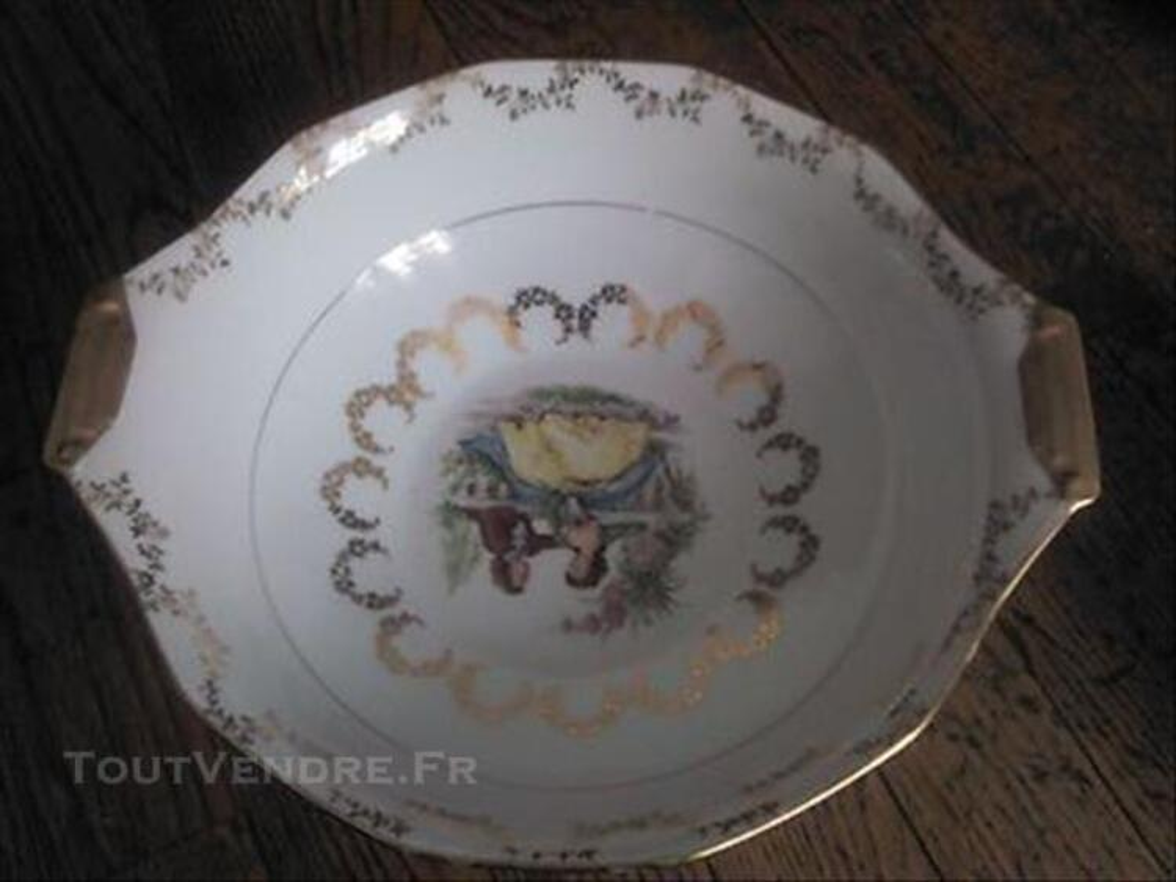 Service Porcelaine de LIMOGES 77360778