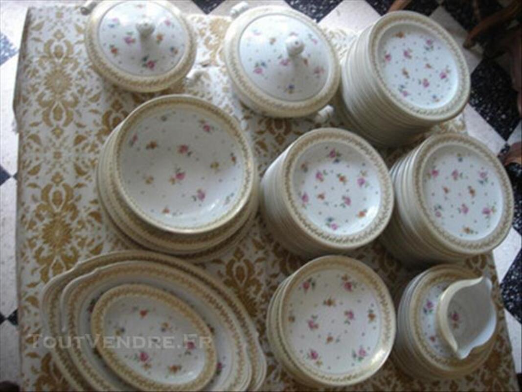 Service vaisselle Porcelaine de Limoges RAYNAUD 84568845