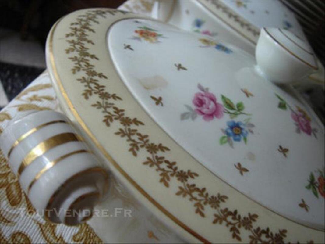 Service vaisselle Porcelaine de Limoges RAYNAUD 84568846