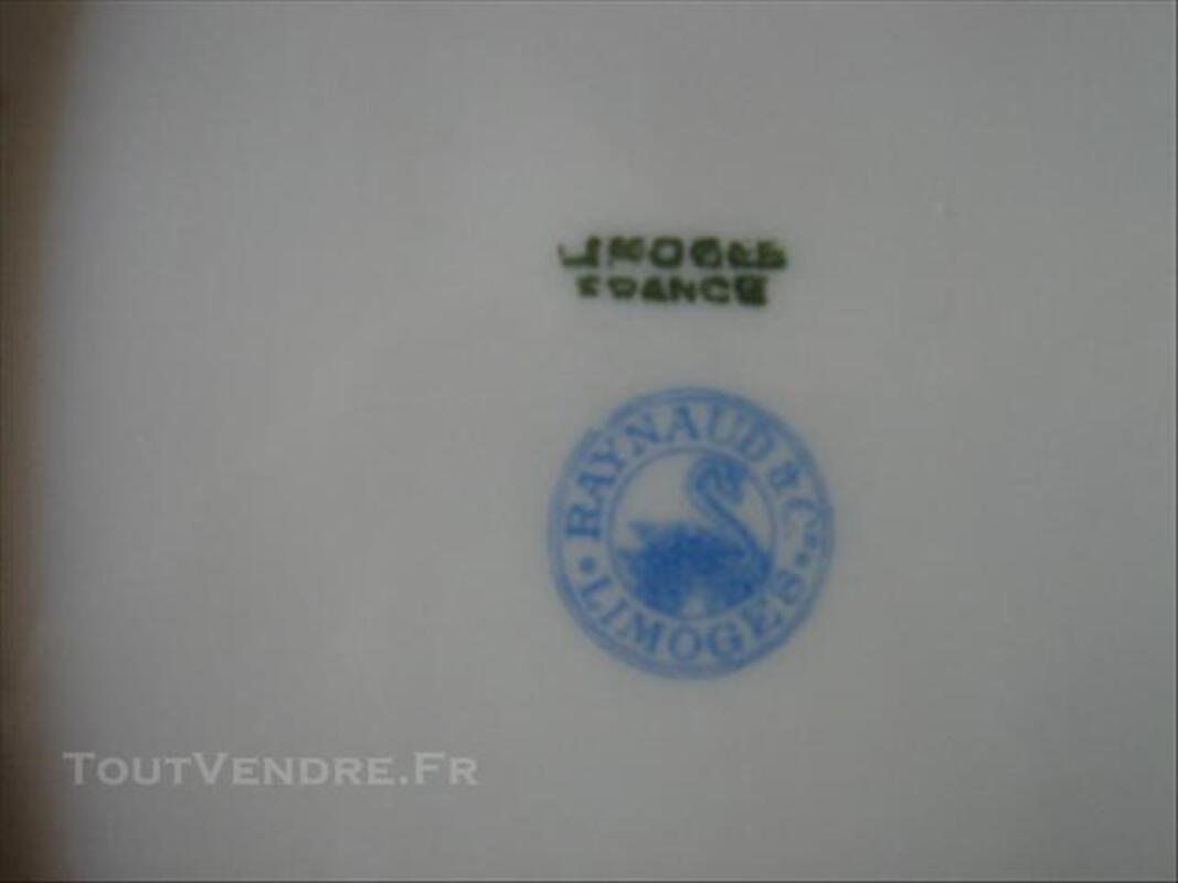 Service vaisselle Porcelaine de Limoges RAYNAUD 84568847