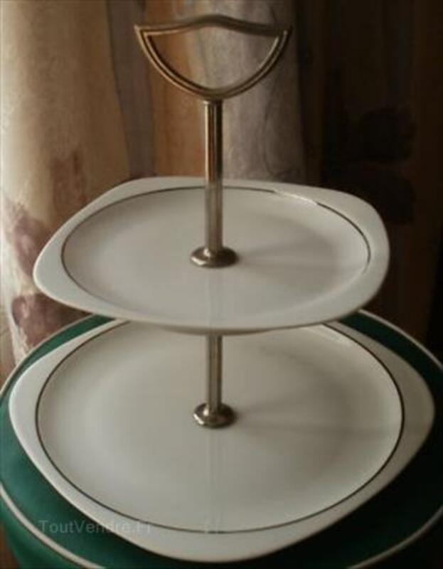 Serviteur Présentoir  Porcelaine LIMOGES 88217207