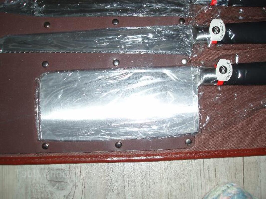 Set de couteaux de cuisinier WALTMANN UND SOHN (neuf) 91475548