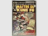 Shang Chi Master Of Kung Fu French Canadian Heritage Edition