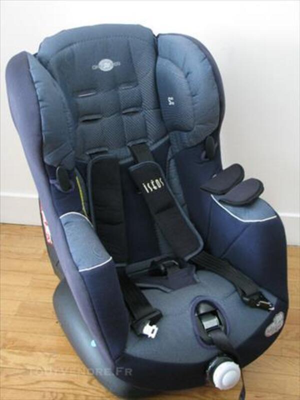 Siége auto BB Confort Iséos Safe Side Gr.0+/1 86002289