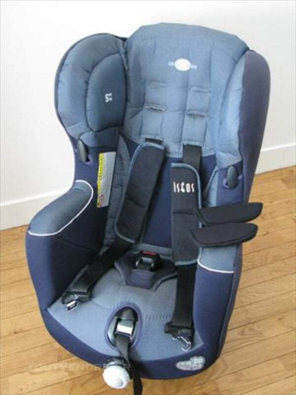 Siége auto BB Confort Iséos Safe Side Gr.0+/1 86002290