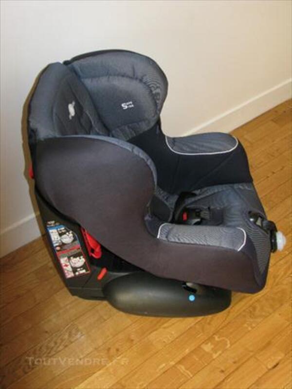 Siége auto BB Confort Iséos Safe Side Gr.0+/1 86002291