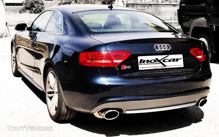 Silencieux TUBE Inoxcar  pour Audi S5 4.2 367539887