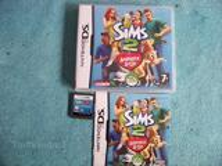 Sims 2 animaux & cie pour DS