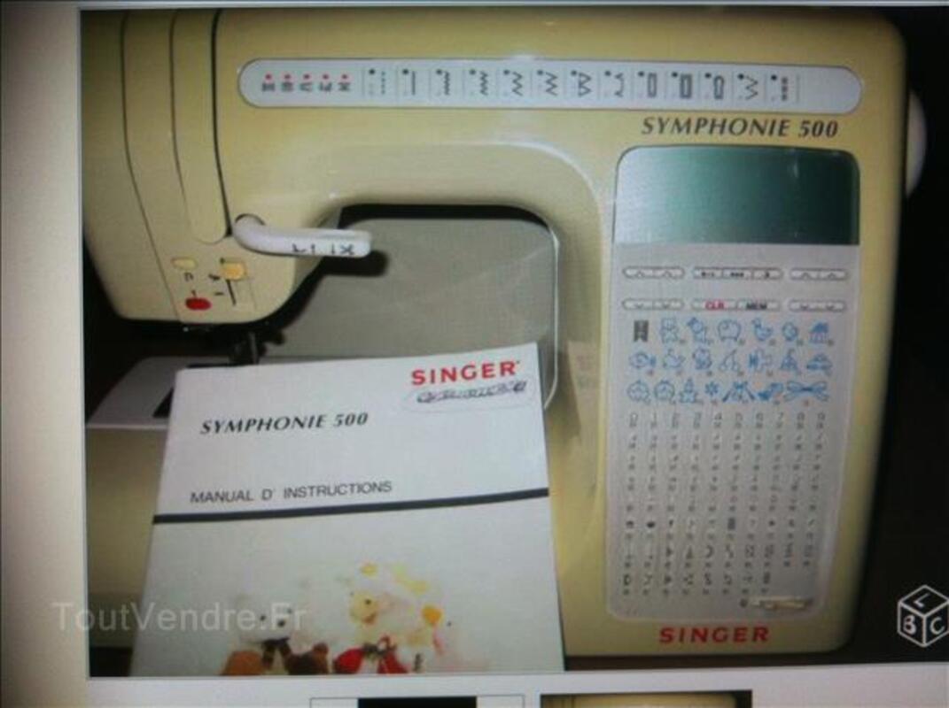 SINGER SYMPHONIE 500 99491897