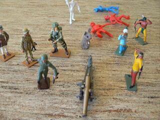 Soldats del prado, indiens starlux