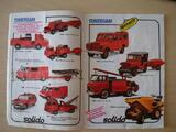 Solido : catalogue 1980/81