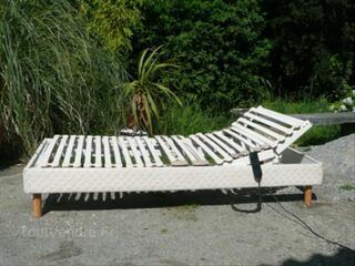 Sommier électrique pour lit de 90 cm