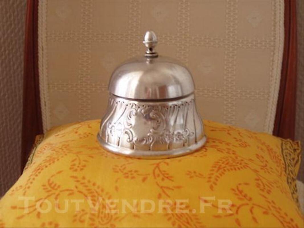 Sonnette de table argent 76147652