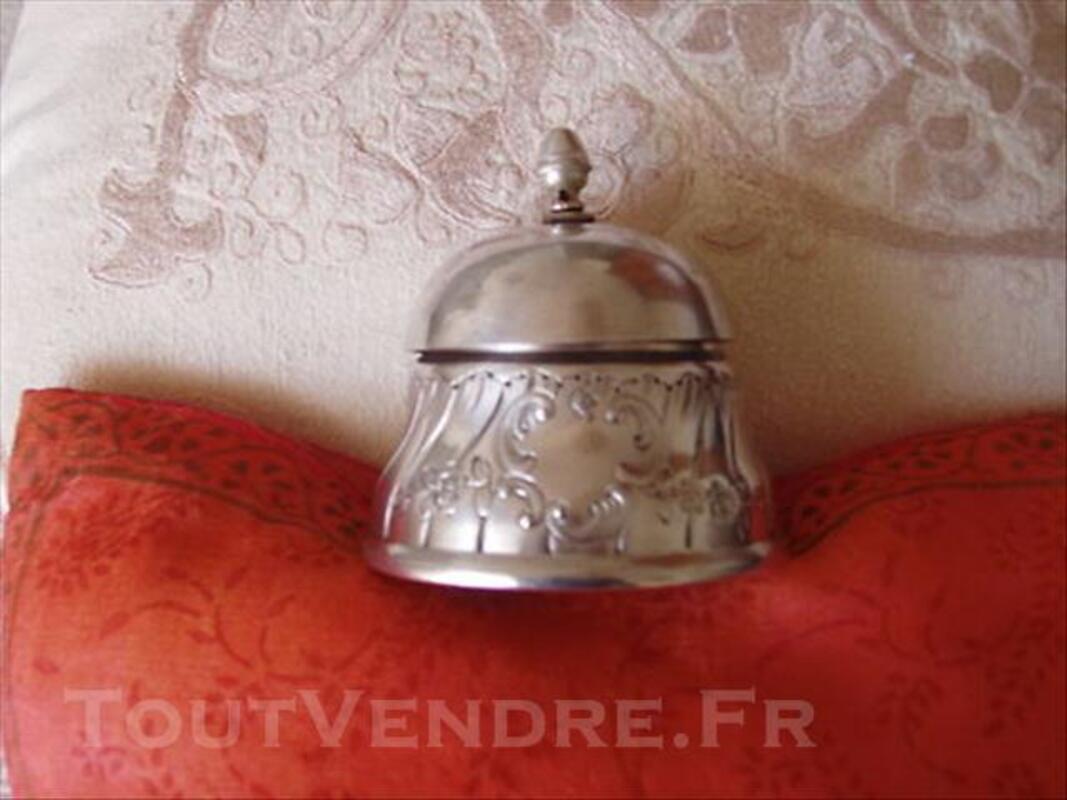 Sonnette de table argent 76147653