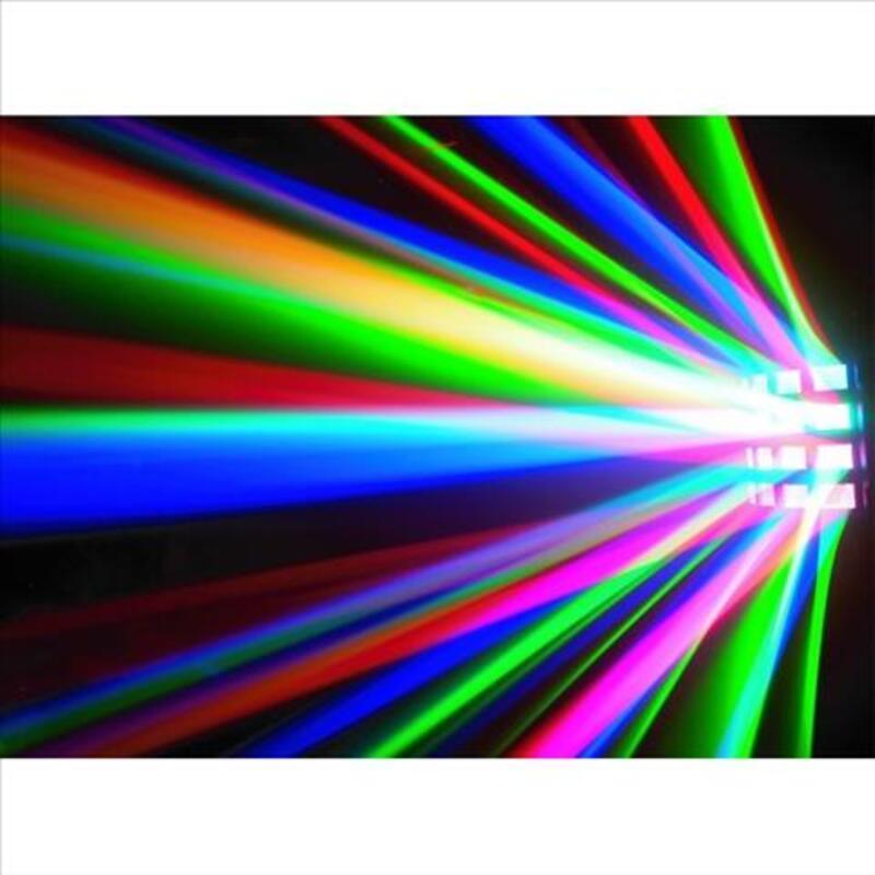 SONO/DJ ECLAIRAGE JEU DE LUMIERE DISCO LED NEUF 46547031
