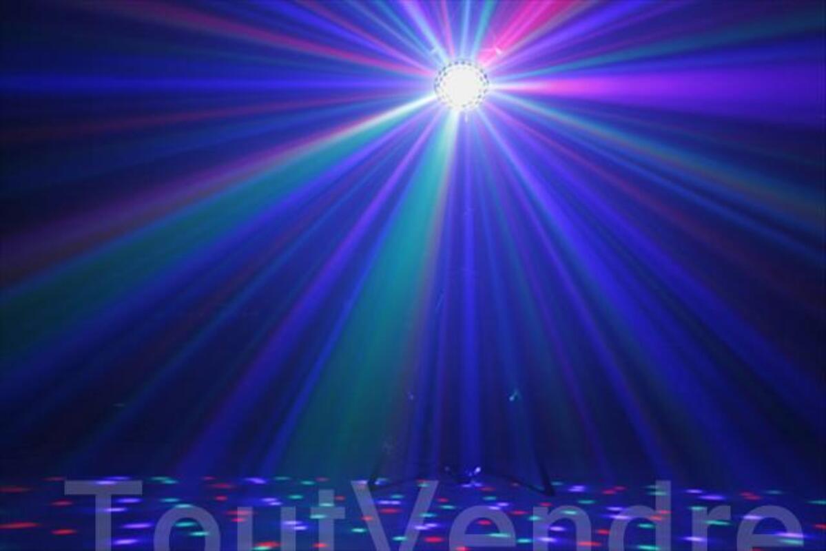 SONO/DJ ECLAIRAGE JEU DE LUMIERE LED DIAMOND NOUVEAUTE 46538668