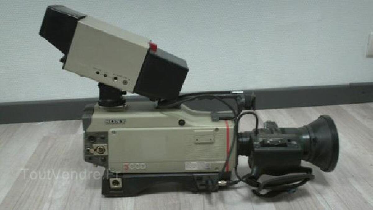 Sony M3 DXC  3CCD Camera pro studio vintage 91848918