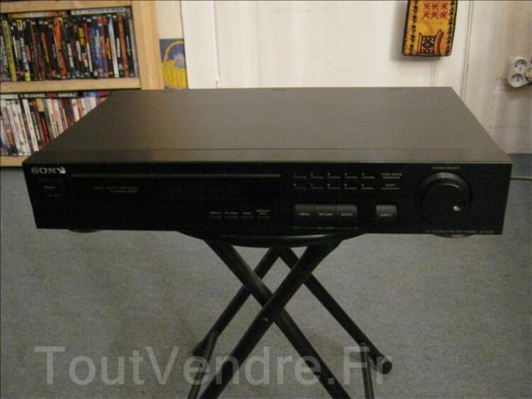 Sony ST-S215 (TUNER, radio FM/AM) TBE 73110360