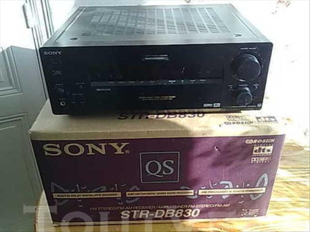 SONY STR-DB830 QS Ampli Hi-fi et Home Cinema 5.1 DTS 77360710