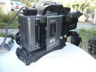 Sony Video 8 Pro CCD-V200E
