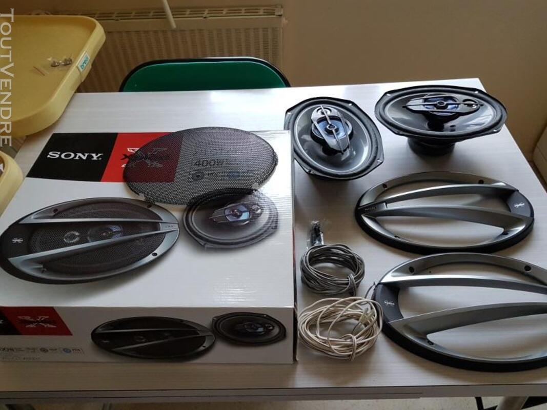 Sony Xplod XS-GTX6931 Haut-parleur de voiture 177016217