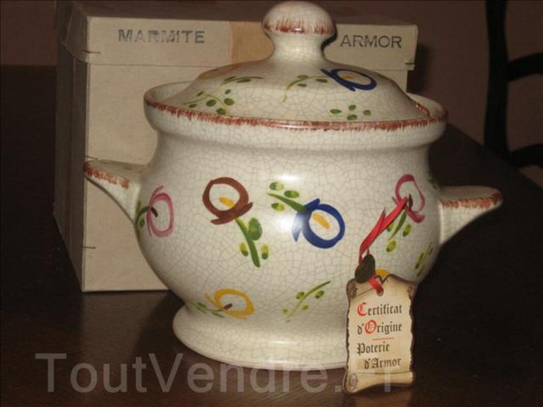 Soupière Faïence Poterie de Poët Laval,NEUVE idéal cadeau!!! 53719051