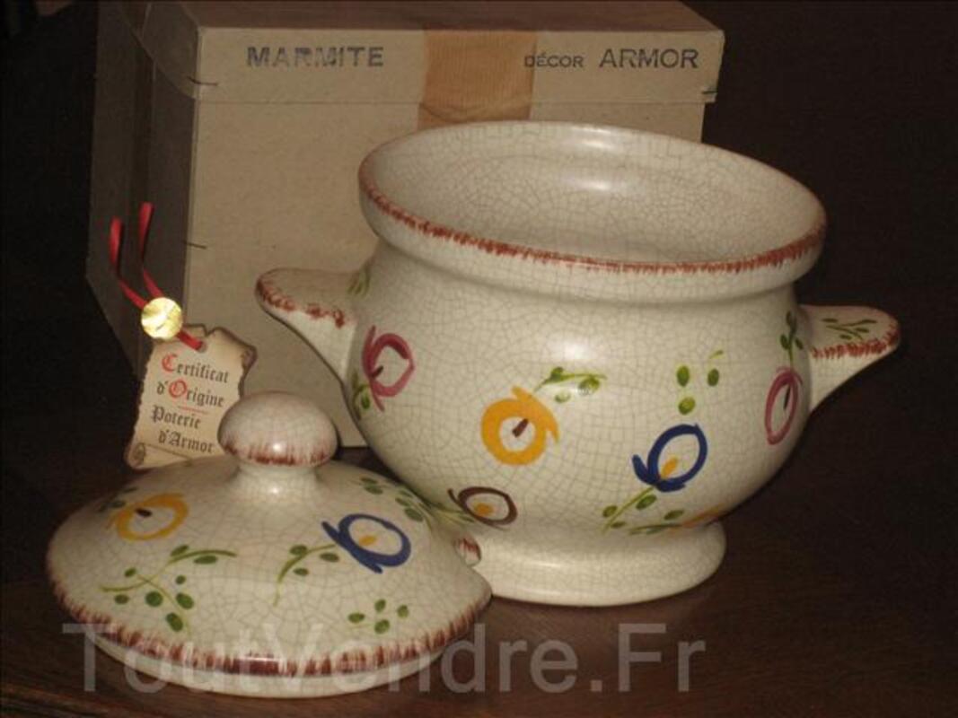 Soupière Faïence Poterie de Poët Laval,NEUVE idéal cadeau!!! 53719052