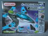 Space Chaos Patrol Silver Force Meccano